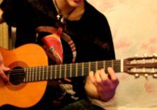 Уроки гитары. Упражнения для начинающих. Упражнение 1.