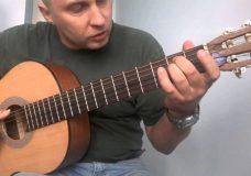Уроки гитары.В.Цой-Атаман.Аккорды