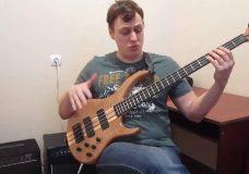 Уроки игры на бас гитаре. Урок 1 (Особенности звукоизвлечения)