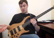 Уроки игры на бас гитаре. Урок 2 (Септаккорды, секвенции)