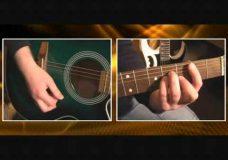 Уроки игры на гитаре для начинающих (Часть 4)