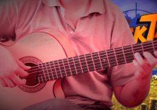 Утиные истории на гитаре