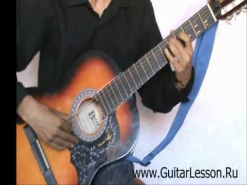 Видеоурок. Устройство гитары. Как настроить гитару