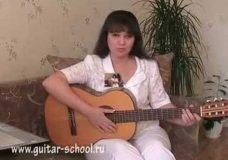 Выхода нет гр. Сплин. Гитарный бой, аккорды. Уроки гитары..guitar lessons.