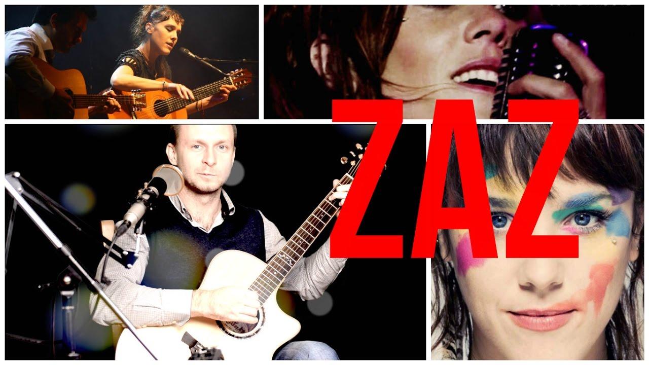 Zaz — Je Veux (cover by Sergey Sshanov)
