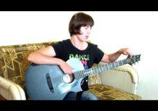 1. Как правильно настроить шестиструнную гитару новичку. Уроки игры на гитаре