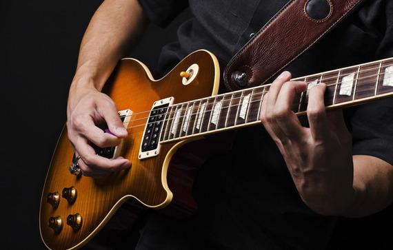 Знаменитые гитаристы