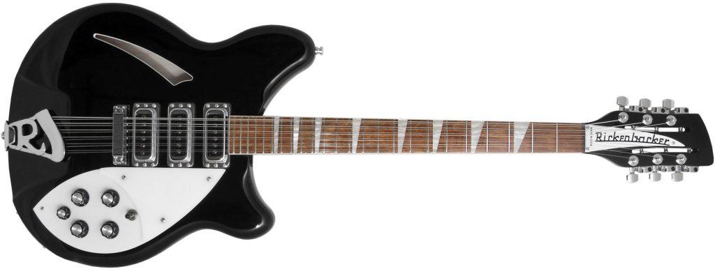 Двенадцатиструнная гитара фото