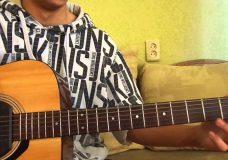 2 часть видео-урока (Nirvana) Smells Like Teen Spirit — Sungha Jung