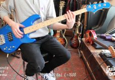 2002 USA G&L L-1500 One Minute Bass Review