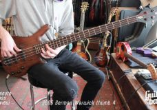 2005 German Warwick Thumb One Minute Bass Review