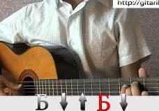 5nizza — Солдат (Видео разбор на гитаре)