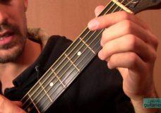 7Б — Без тебя (Аккорды, урок на гитаре)