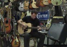Акустическая гитара. Как звучит. Выбрать гитару.