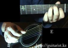 Аквариум — Город золотой (Уроки игры на гитаре Guitarist.kz)
