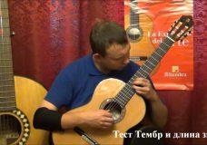 Alhambra 10p. Обзор гитары. Guitar Review.