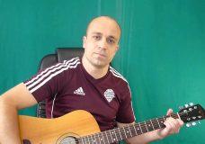 Am на гитаре. Как играть на гитаре аккорд ля минор (Am)