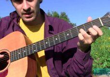 Andy McKee — Ebon Coast (Урок на гитаре)