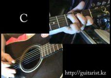 Ария — Беспечный ангел (Уроки игры на гитаре Guitarist.kz)