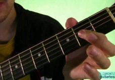 Ария — Осколок льда (Аккорды, урок на гитаре)
