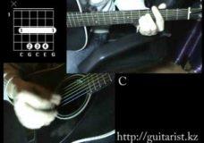 Ария — Потерянный рай (Уроки игры на гитаре Guitarist.kz)
