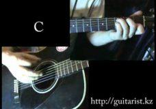 BECK — Slip out (Уроки игры на гитаре Guitarist.kz)