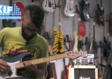 BITZ G Fender American Standard Stratocaster USA SKIFMUSIC.RU