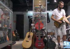 BITZ G Squier Fender Classic Vibe Duo-Sonic Custom SKIFMUSIC.RU
