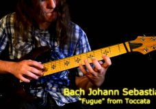 Bach Fugue from Toccata