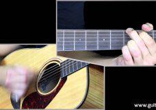 Bob Dylan — Like a Rolling Stone guitar lesson (Уроки игры на гитаре Guitarist.kz)