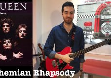 Bohemian Rhapsody — Instrumental guitar cover (Queen)
