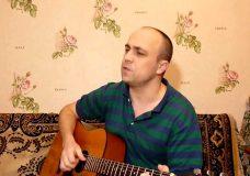 Чиж ЕДУ ЕДУ Я))) (COVER) НА ГИТАРЕ