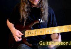 Children of Bodom — Warheart (Аккорды, видео урок)