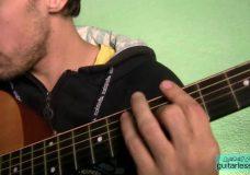 Дворовые песни — Я встретил Розу (Аккорды, урок на гитаре)