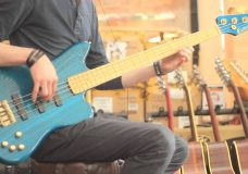Edwards HEJ by ESP japan bass review