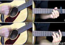 Eminem ft. Rihanna — Love The Way You Lie guitar lesson