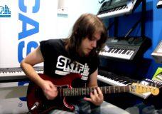 Fender Stratocaster Red Japan 1985