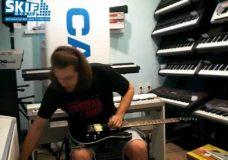 Fender Telecaster Custom Black Korea 2000s