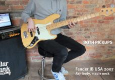 Fender jazz bass comparison USA vs MIM vs MIJ
