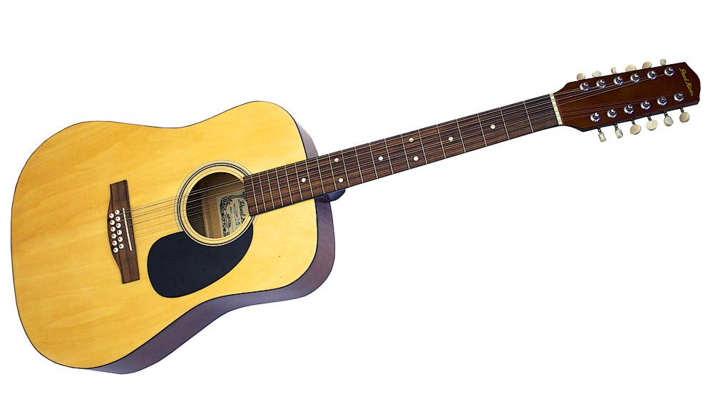 Двенадцатиструнная гитара фото 3