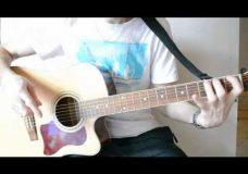 Гитара упражнение для развития пальцев рук-1