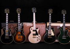 Гитары Гибсон.История создания Gibson .
