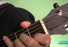 Голубые береты — Две вертушки на Моздок (Аккорды, урок на гитаре)
