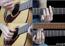 Gorillaz — Feel good guitar lesson (Уроки игры на гитаре Guitarist.kz)