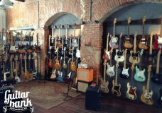 Guitarbank moscow showroom GOPRO video guide