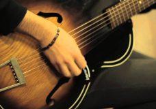 Harmony H1215 Acoustic guitar USA 1955