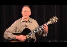 Игра на гитаре 15 джазовых приемов