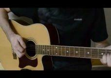 Как делать глушение на гитаре. Как глушить (урок для новичков)