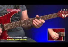 Как играть аккорды в стиле Red Herring