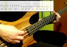 Как играть на басу Foo Fighters — The Pretender (с табами)